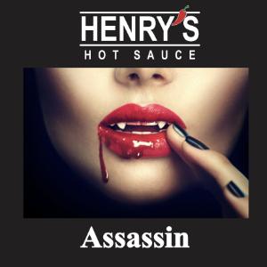 Henry's Assassin Hot Sauce