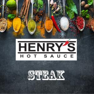 Henry's Chilli Salt For Steak