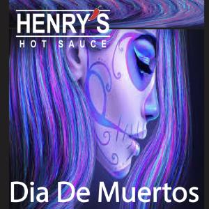 Henry's Dia De Muertos Sauce